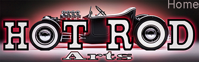 Hot Rod Arts Logo